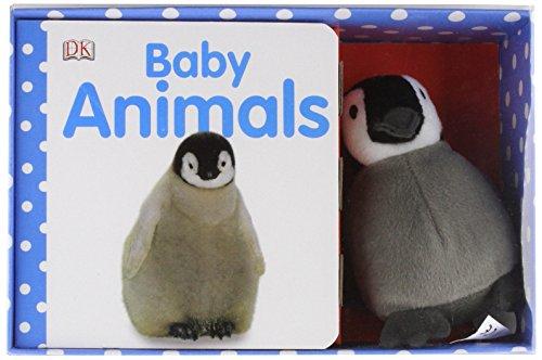 9781409364795: Baby Animals Book and Plush