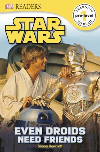 9781409365358: Star Wars Even Droids Need Friends (DK Readers Pre-Level 1)