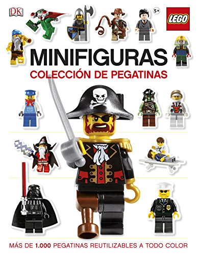 9781409365396: LEGO Minifigure Ultimate Sticker Collection (Spanish Edition)