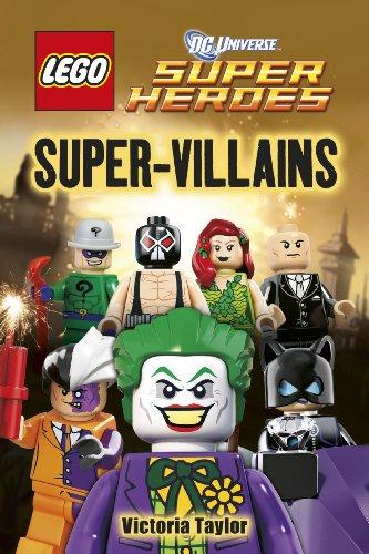 9781409366126: LEGO® DC Super Heroes Super Villains (DK Readers Level 2)