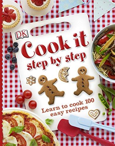 9781409366225: Cook It Step by Step (Dk)