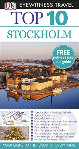 9781409368694: DK Eyewitness Top 10 Travel Guide: Stockholm