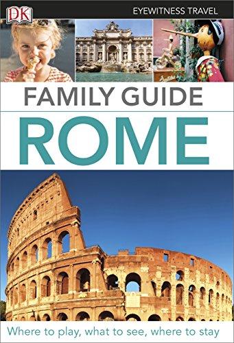9781409369042: Eyewitness Travel Family Guide Rome (DK Eyewitness Travel Family Guides)