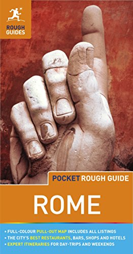 9781409369530: Pocket Rough Guide. Rome - 3rd Edition (Rough Guide to...)