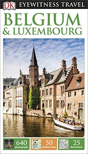 9781409369554: DK Eyewitness Travel Guide: Belgium & Luxembourg