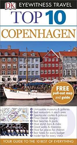 9781409370079: DK Eyewitness Top 10 Travel Guide: Copenhagen