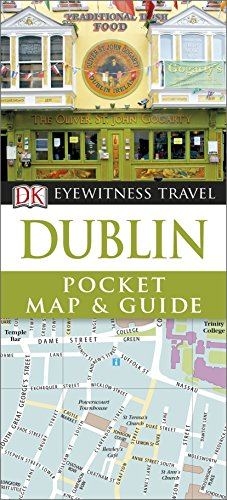 DK Eyewitness Travel Pocket Map & Guide: Collectif