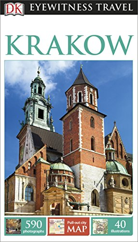 9781409370208: DK Eyewitness Travel Guide Krakow