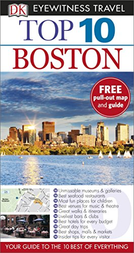 9781409370451: DK Eyewitness Top 10 Travel Guide: Boston