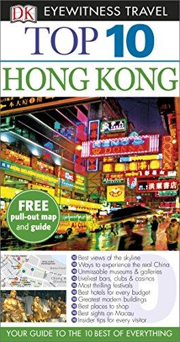 9781409370468: DK Eyewitness Top 10 Travel Guide: Hong Kong