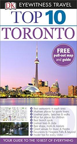 9781409370505: Top 10 Toronto [Lingua Inglese]