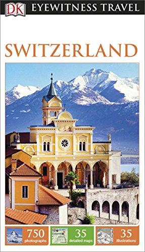 9781409370543: DK Eyewitness Travel Guide. Switzerland [Idioma Inglés]