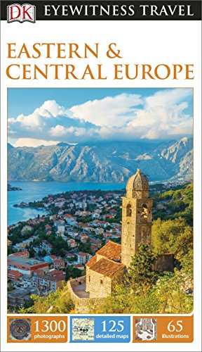 9781409371342: DK Eyewitness Travel Guide: Eastern and Central Europe
