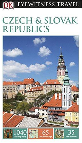 9781409371427: DK Eyewitness Travel Guide Czech and Slovak Republics