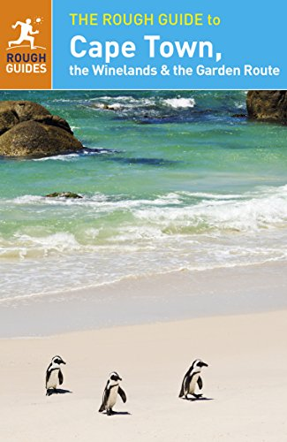 9781409371779: The Rough Guide to Cape Town, The Winelands and The Garden Route (Rough Guides)