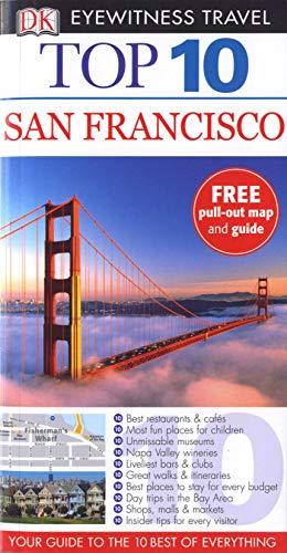 9781409373216: DK Eyewitness Top 10 Travel Guide: San Francisco