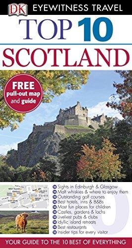 9781409373230: DK Eyewitness Top 10 Travel Guide Scotland (DK Eyewitness Travel Guide)