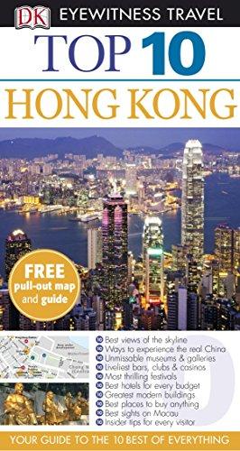 9781409373407: DK Eyewitness Top 10 Travel Guide Hong Kong (DK Eyewitness Travel Guide)
