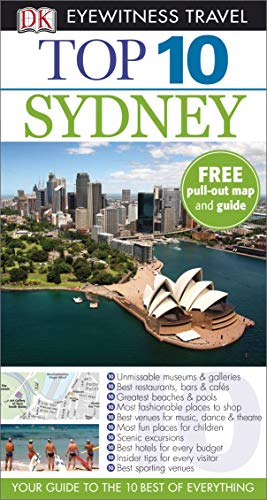 9781409373421: Top 10 Sydney (DK Eyewitness Travel Guide)