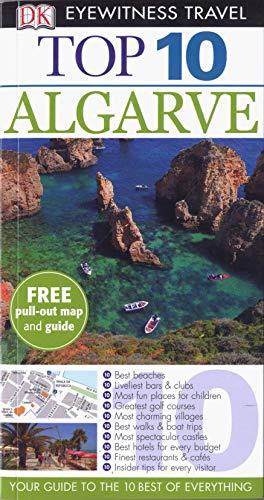 9781409373445: DK Eyewitness Top 10 Travel Guide: Algarve (DK Eyewitness Travel Guide)