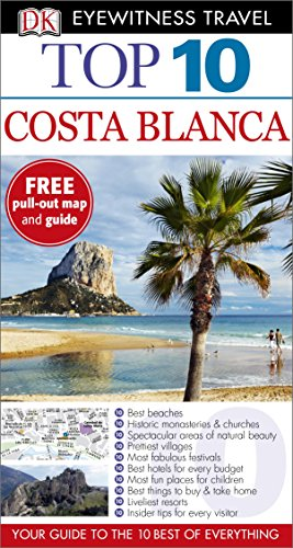 9781409373452: DK Eyewitness Top 10 Travel Guide: Costa Blanca