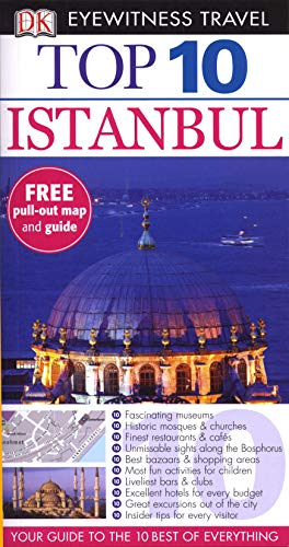 9781409373469: DK Eyewitness Top 10 Travel Guide: Istanbul