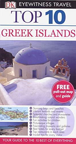 9781409373506: Top 10 Greek Islands (DK Eyewitness Travel Guide)