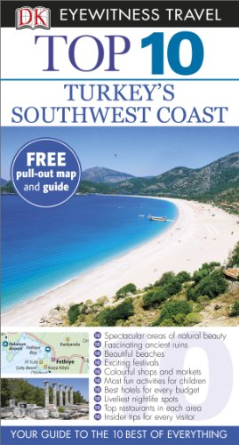 9781409373544: DK Eyewitness Top 10 Travel Guide: Turkey's Southwest Coast