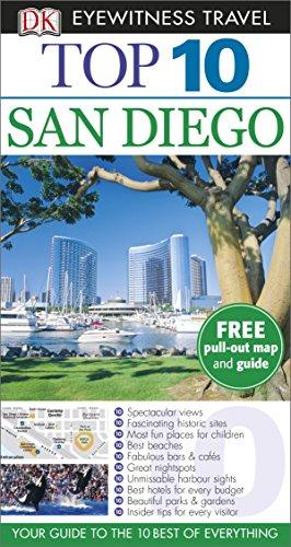 9781409373568: DK Eyewitness Top 10 Travel Guide: San Diego