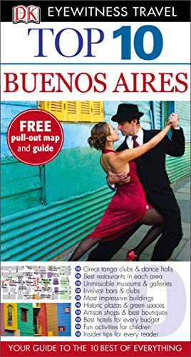 9781409373599: DK Eyewitness Top 10 Travel Guide: Buenos Aires