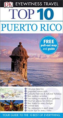 9781409373629: Top 10 Puerto Rico (DK Eyewitness Travel Guide)