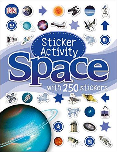 9781409374473: Sticker Activity Space