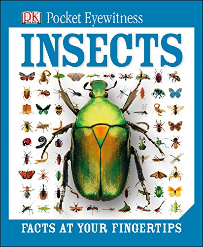 9781409374589: DK Pocket Eyewitness Insects