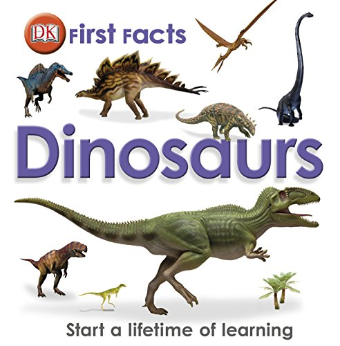 9781409375753: First Facts Dinosaurs