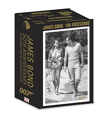 9781409375944: James Bond 50th Anniversary Postcards