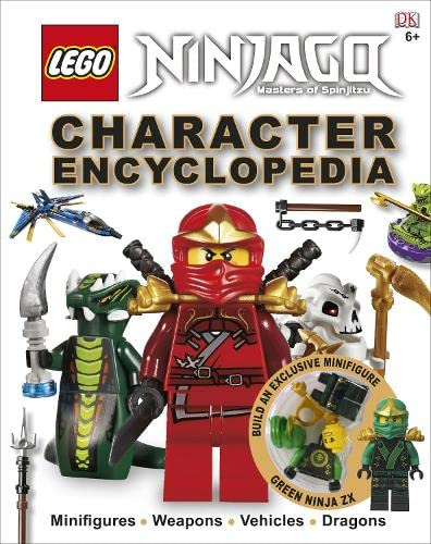 9781409375975: LEGO® Ninjago Character Encyclopedia