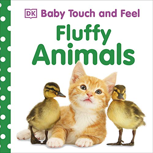 9781409376019: Baby Touch and Feel Fluffy Animals