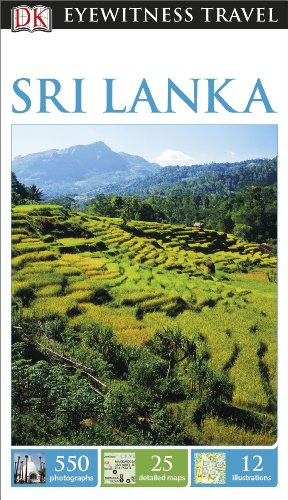 9781409376408: DK Eyewitness Travel Guide Sri Lanka