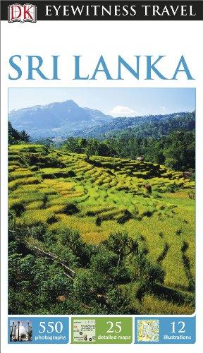 9781409376408: DK Eyewitness Travel Guide: Sri Lanka