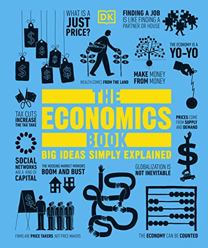 9781409376415: The Economics Book (Big Ideas Simply Explained)