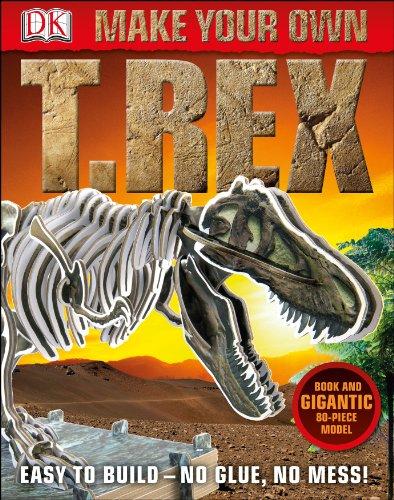 Make Your Own T-Rex (Dk): Dk
