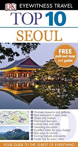 9781409376576: DK Eyewitness Top 10 Travel Guide: Seoul
