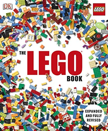 The Lego Book 9781409376606 Discover the wonders of the LEGO[registered] universe with  The LEGO Book . Explore and celebrate the fascinating story of LEGO and its