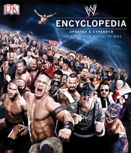 9781409376798: WWE Encyclopedia Updated & Expanded (2nd Edition)
