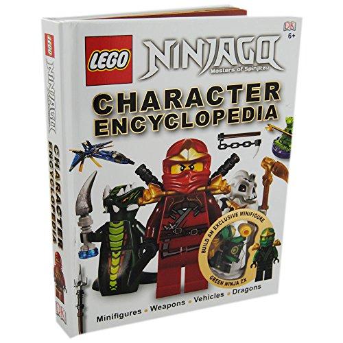 9781409377511: LEGO Ninjago Character Encyclopedia