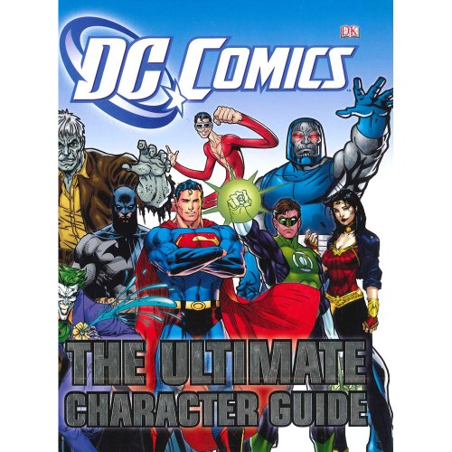 9781409379225: DC Comics Ultimate Character Guide