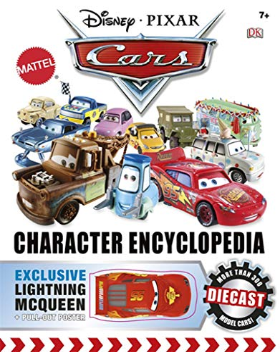 9781409379256: Disney Pixar Character Encyclopedia (Dk Disney)