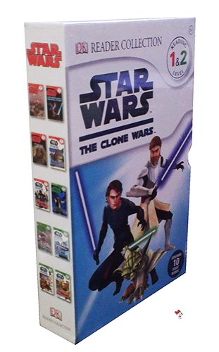 9781409379782: Star Wars Readers Collection - 10 Books (Paperback)