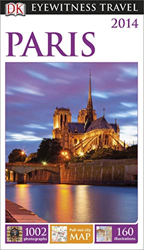 9781409379980: DK Eyewitness Travel Guide: Paris
