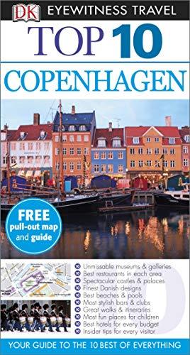 9781409381457: Top 10 Copenhagen (DK Eyewitness Travel Guide)